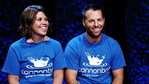Cannonball Story: Craig & Stephanie Crynes
