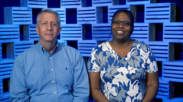 Cannonball Story: Ron & Nneka Forsman